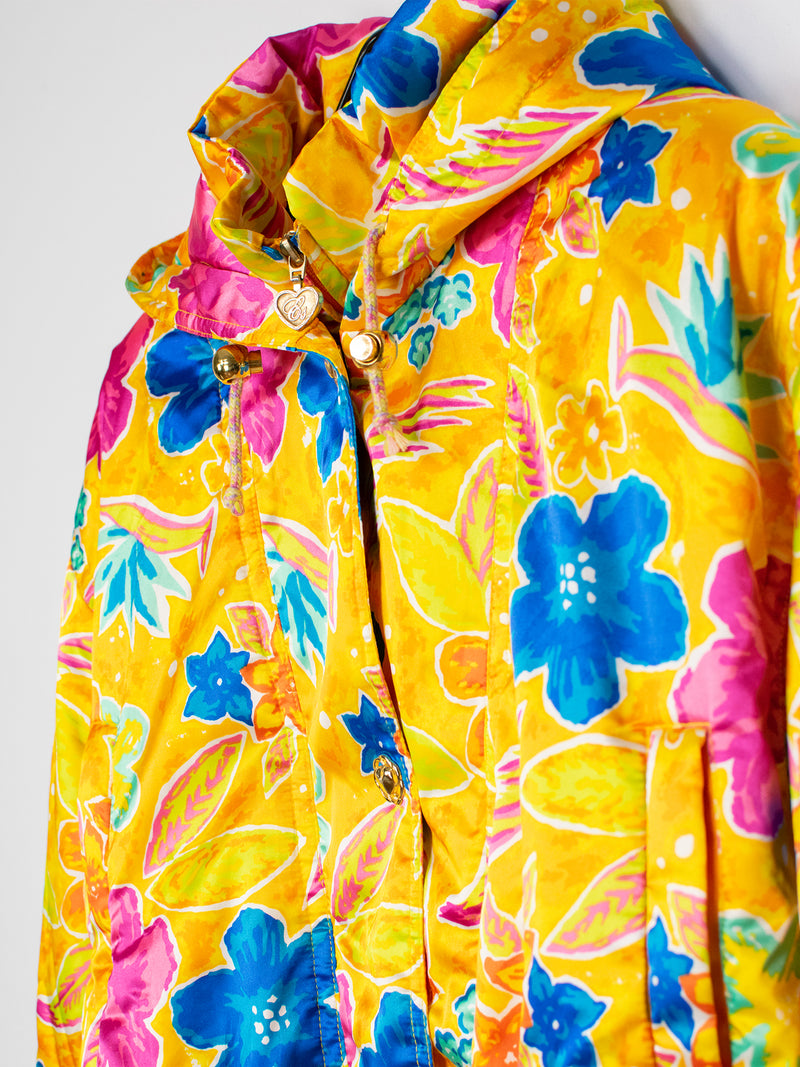 Parka Tropical Kawaii  – S/M
