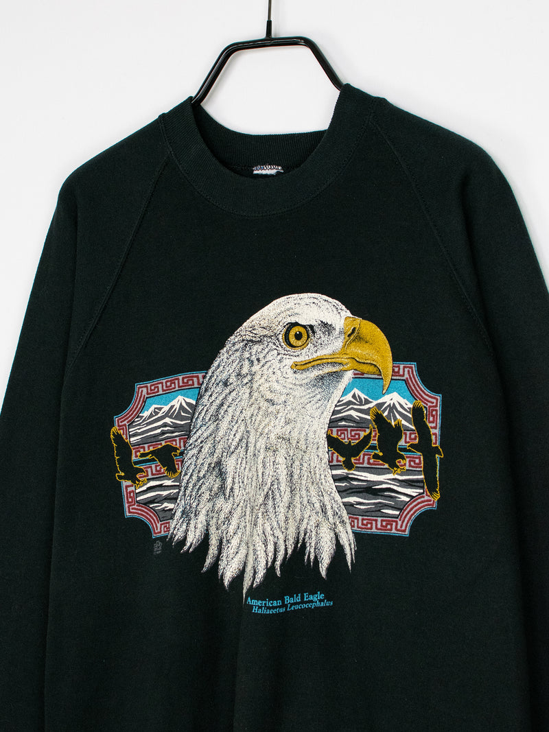 Sweatshirt Bald Eagle – L