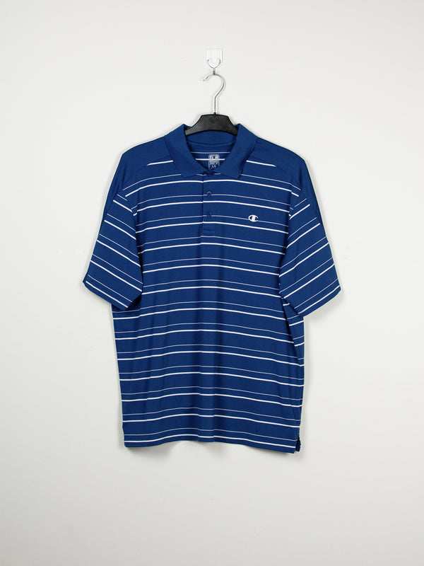Polo Champion Azul - L