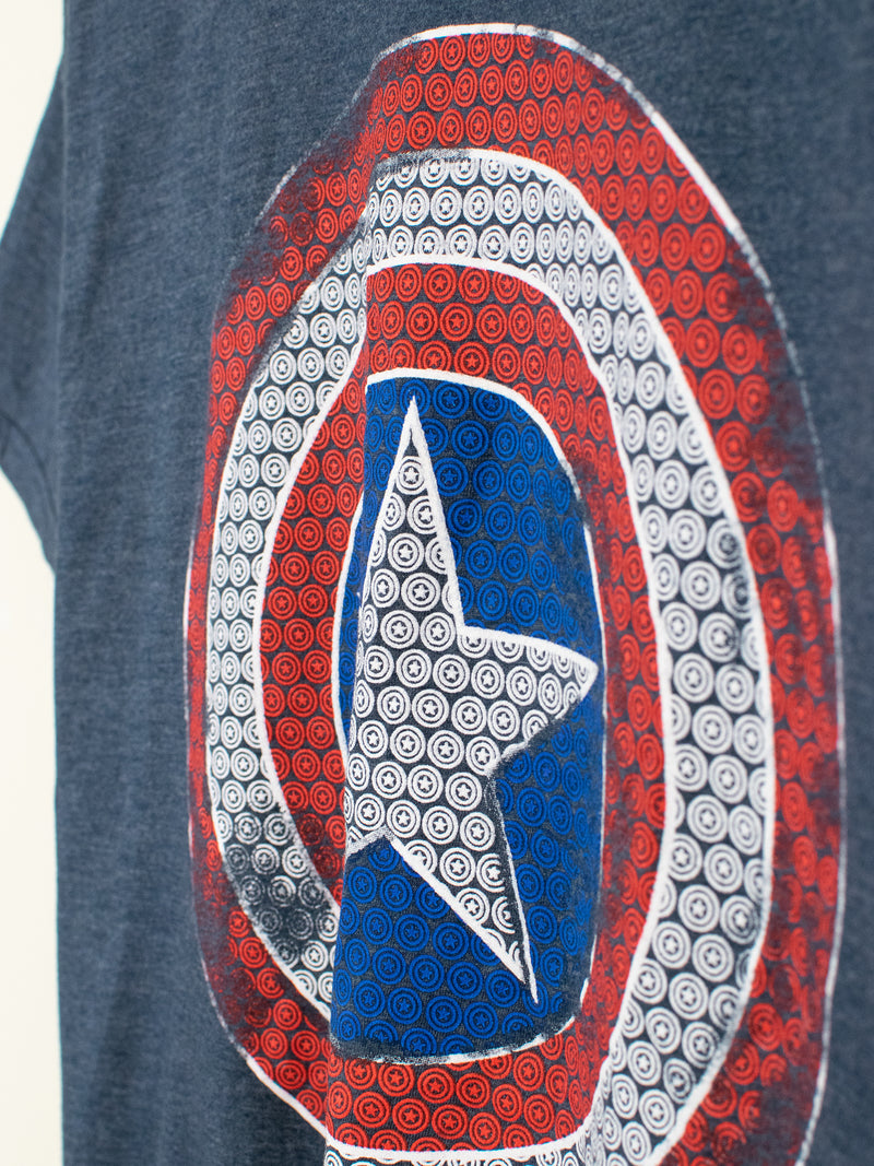 T-Shirt Captain America - M