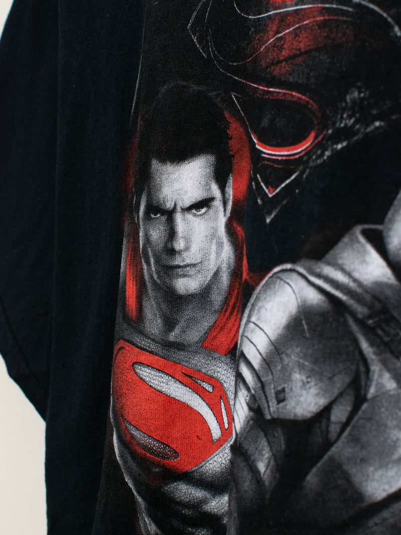 T-Shirt Batman vs. Superman III - L