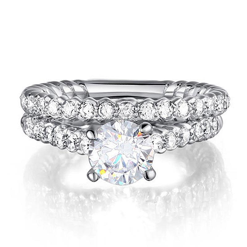 Penelope's Undeniable Brilliance Promise Ring