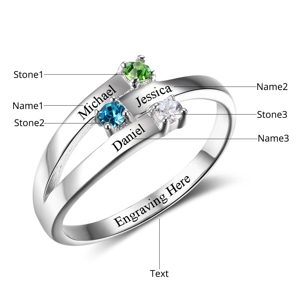 Penelope's Closest and Dearest Promise Ring