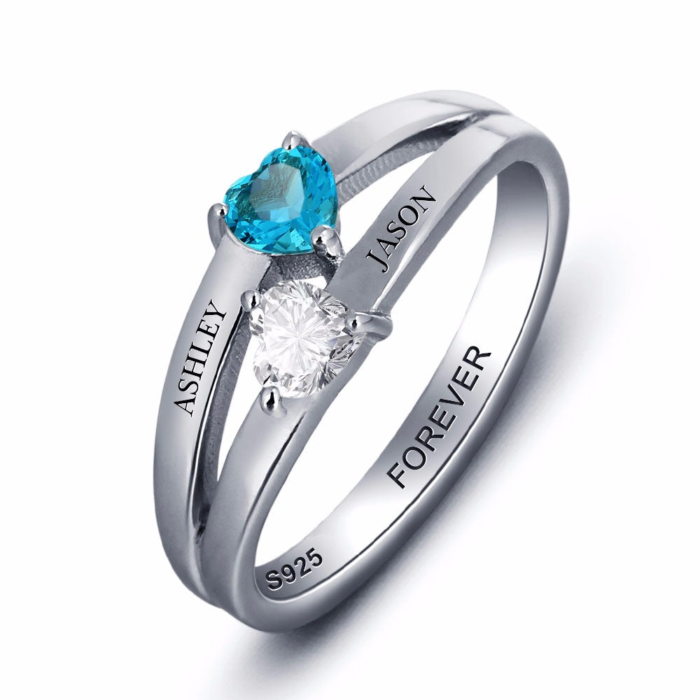 Penelope's Love Should be Simple Promise Ring