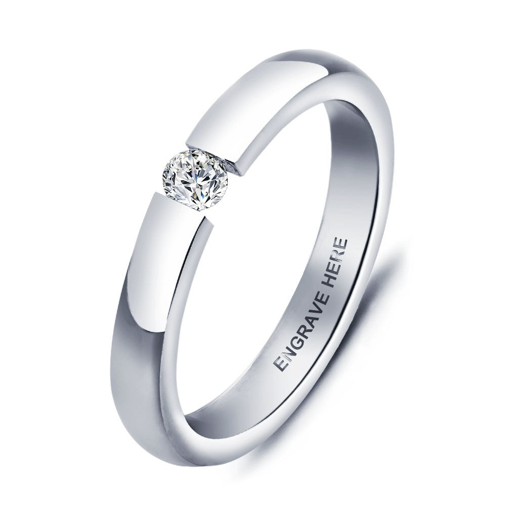 Penelope's Unbroken Covenant Purity Promise Ring
