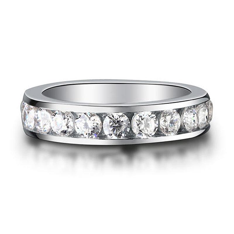 Penelope's Endless Romance Sterling Silver Promise Ring