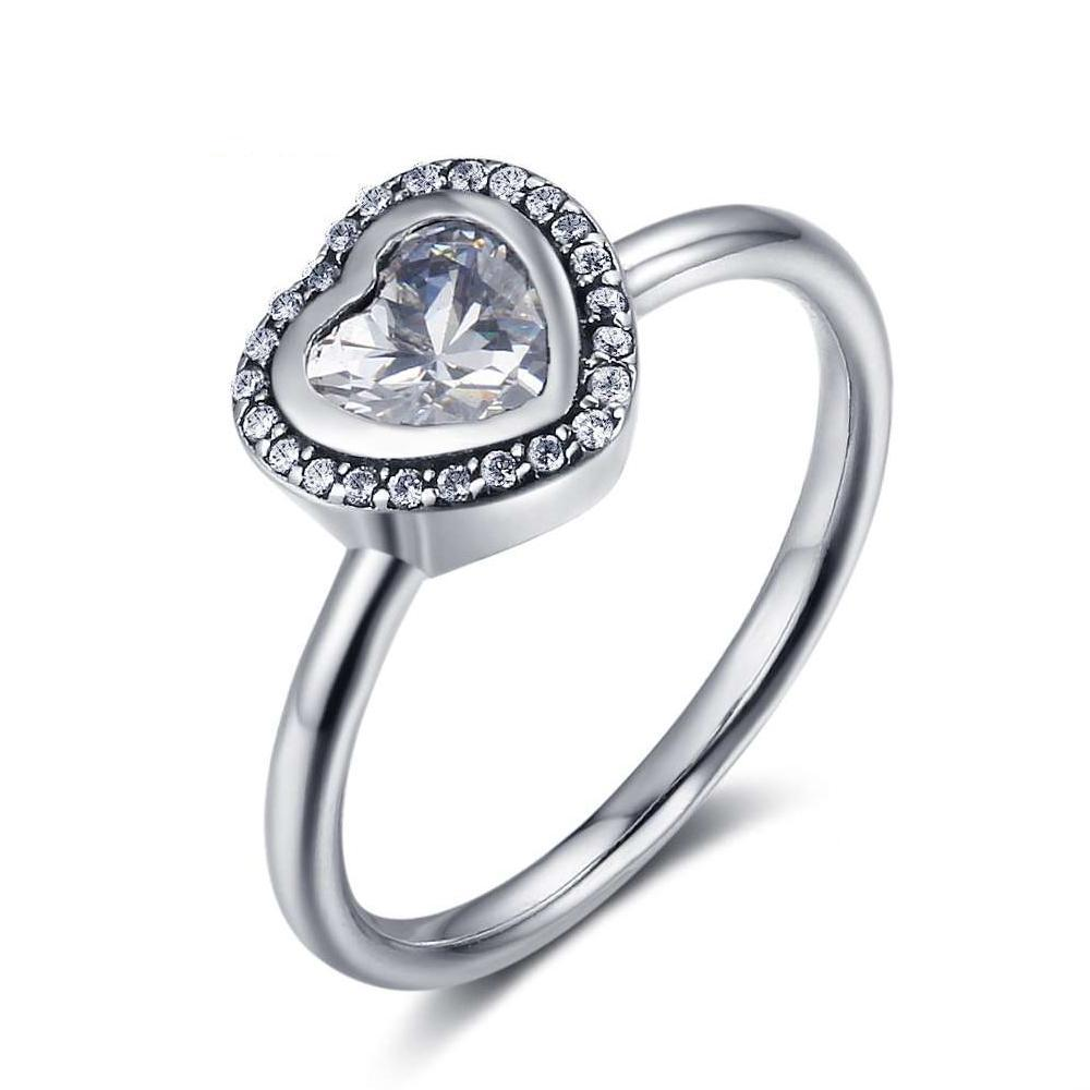 Penelope's Benevolent Heart Purity Ring