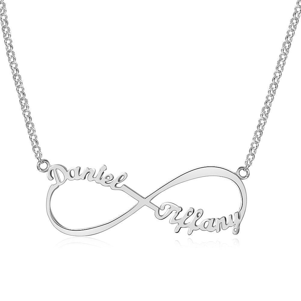 Penelope's Infinity Name Necklace