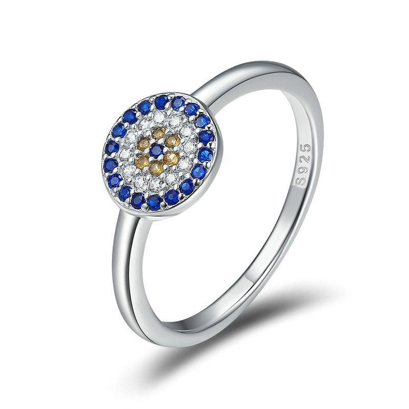 Penelope's Lucky Eye Of Guardian Finger Ring