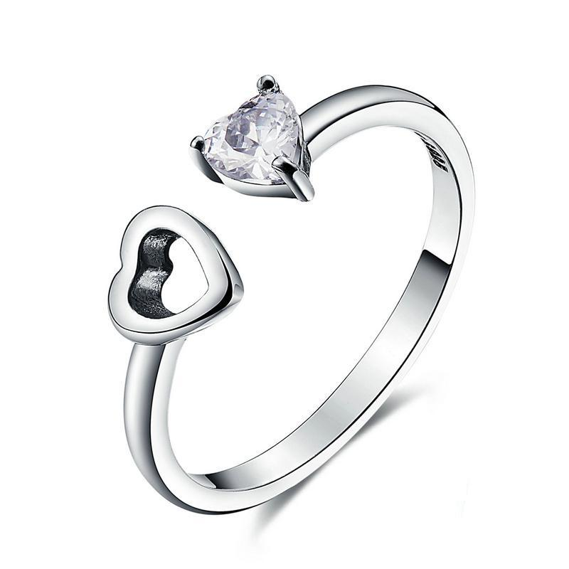 Penelope's Heart Always Together Open Promise Ring