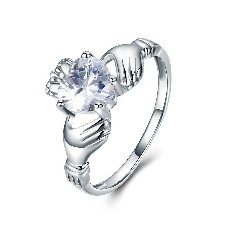 Penelope's Wonderful Love Claddagh Ring