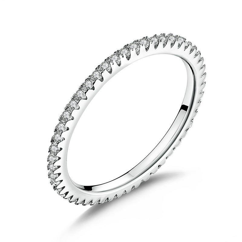 Penelope's Steadfast Love Stack-able Promise Ring