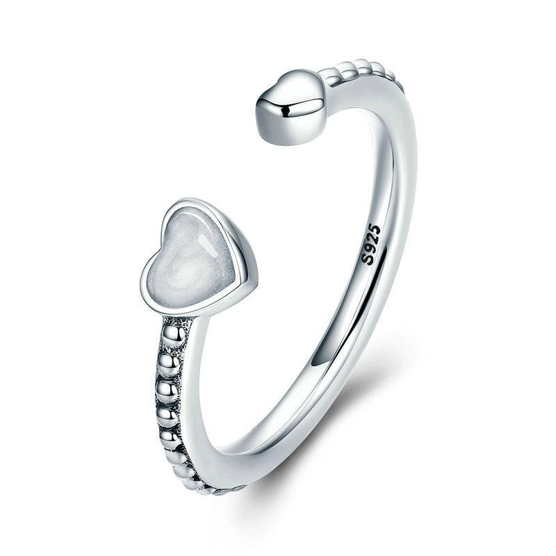 Penelope Double Hearts Of Love Promise Ring