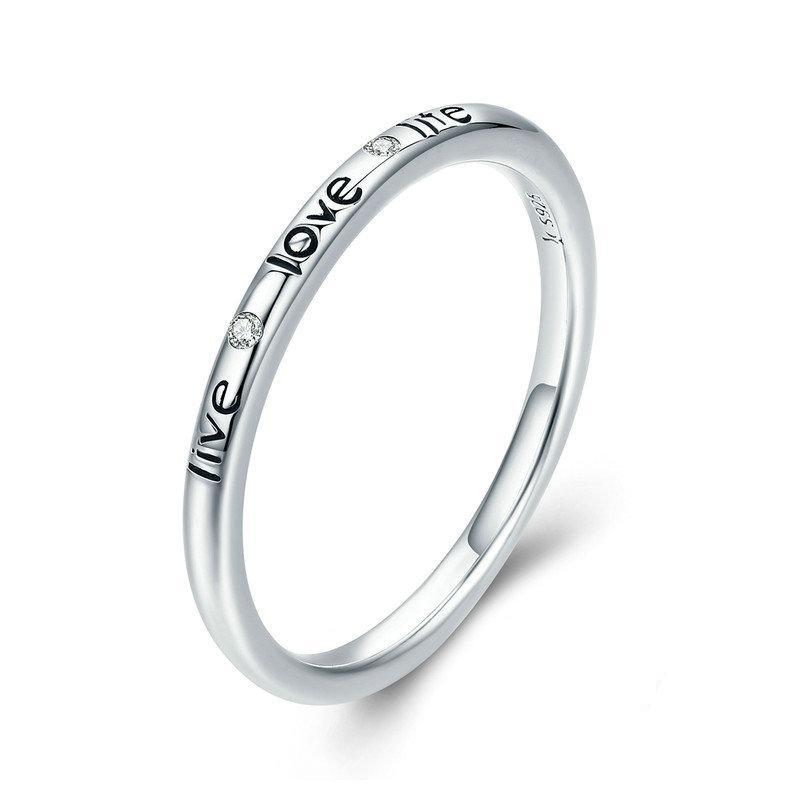 Penelope's Live Love Life Christian Ring