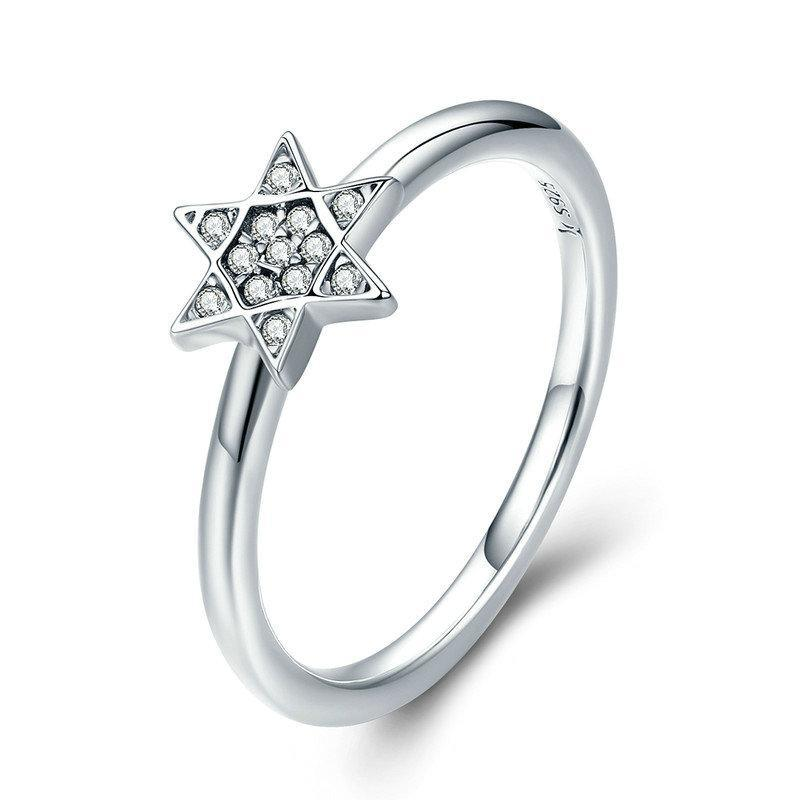 Penelope's Luminous Star Ring