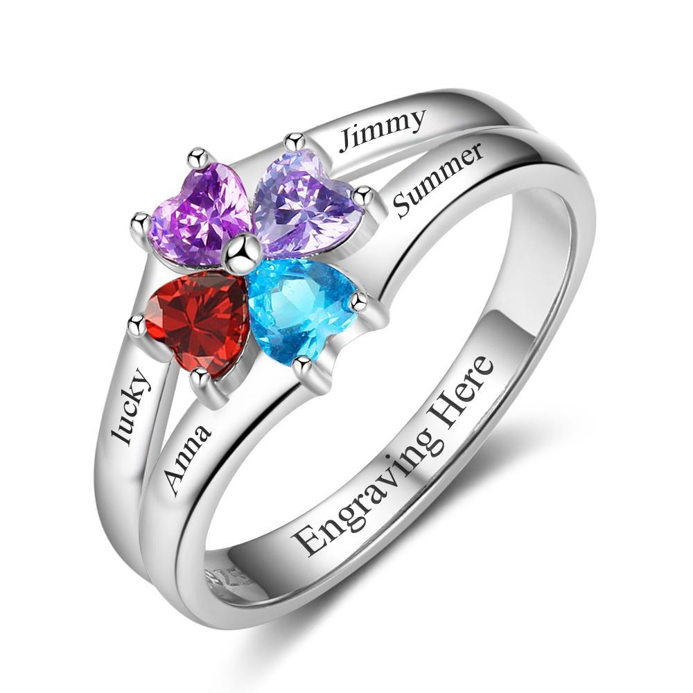 Penelope's Everlasting Devotion Promise Ring