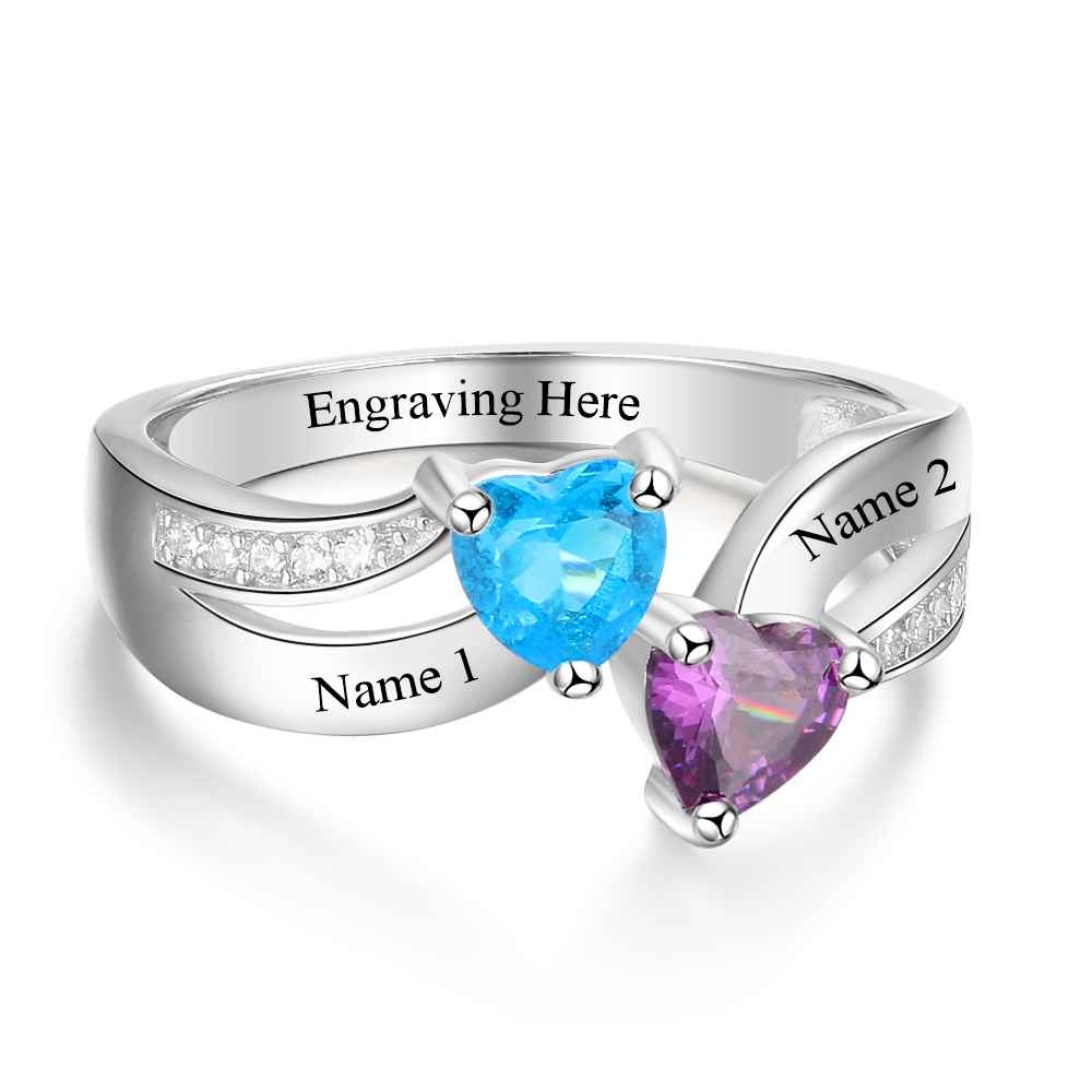 Penelope's Permanent Infatuation Promise Ring