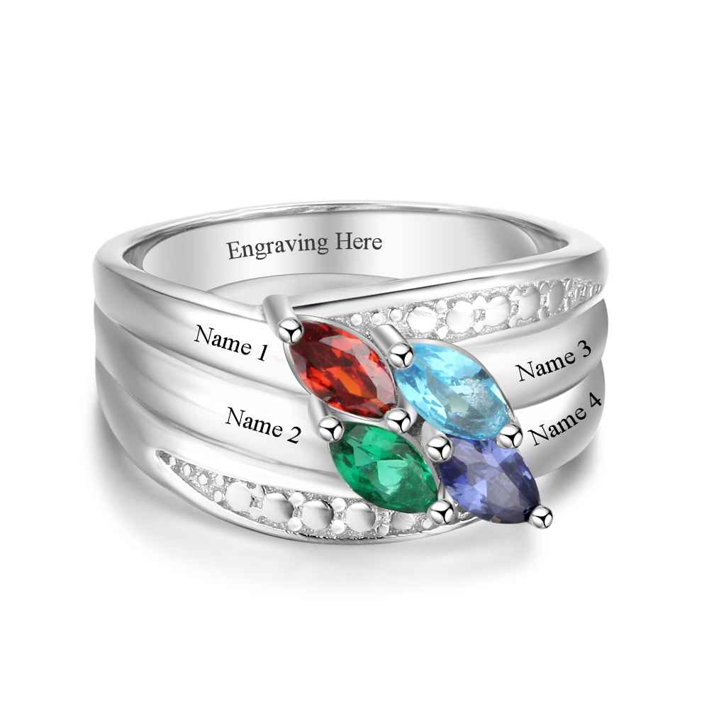 Penelope's Everlasting Friendship Promise Ring