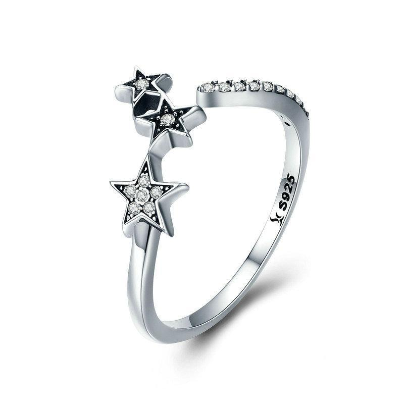 Penelope's Galaxy of Stars Ring
