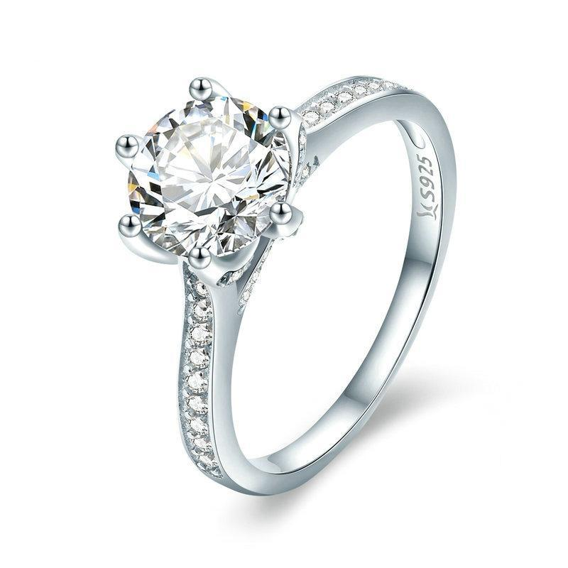 Penelope's Mesmerizing Beauty and Elegance Promise Ring