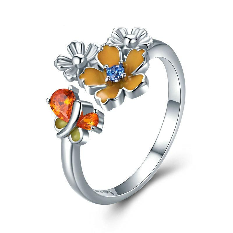 Penelope's Garden Of Love Finger Ring