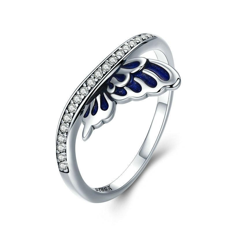Penelope's Fairy Butterfly Wings Finger Ring