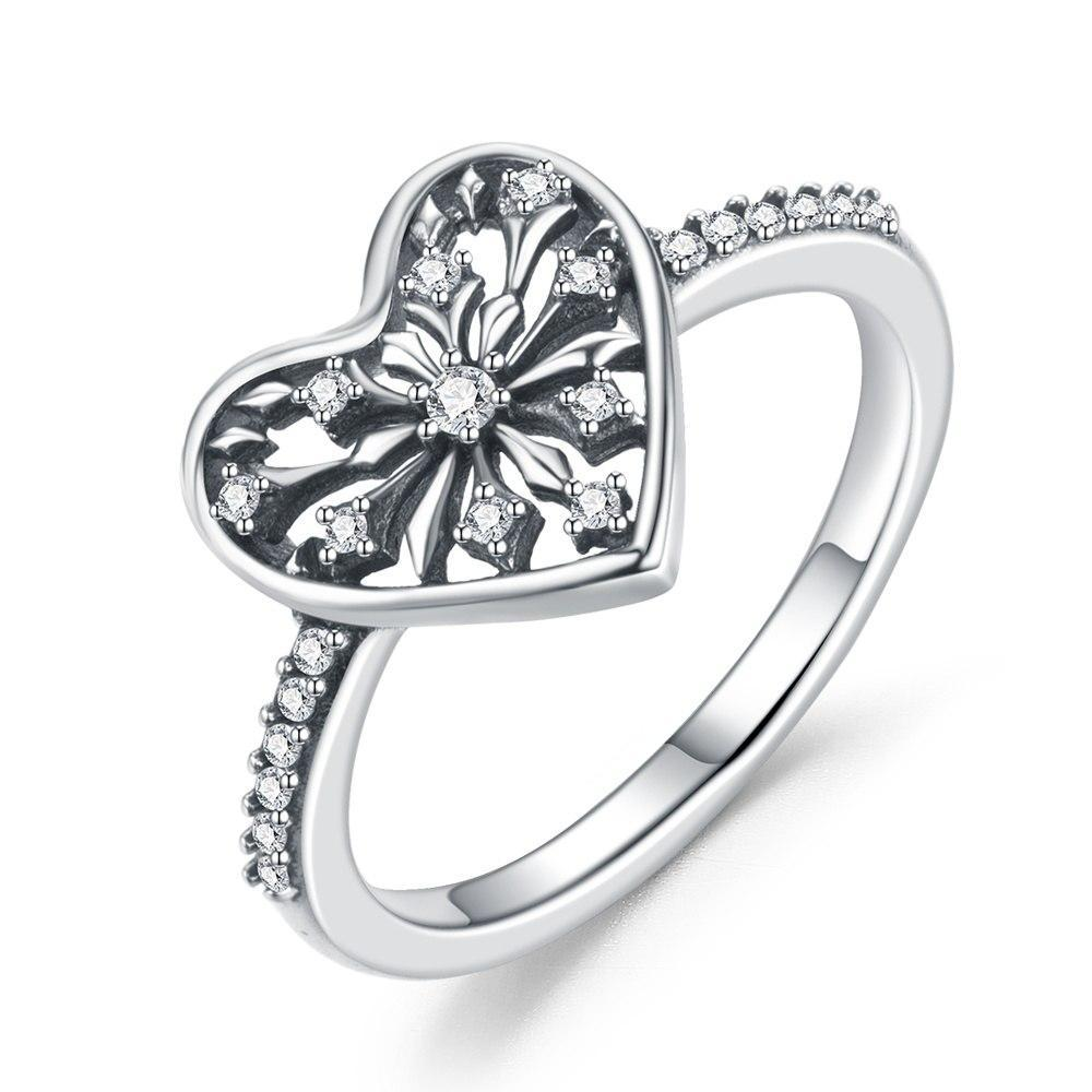 Penelope's Radiant Heart Purity Ring