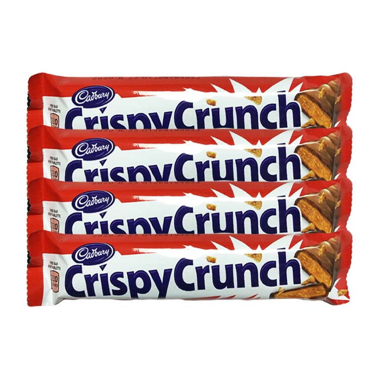 Cadbury Crispy Crunch Chocolate 48g/1.7 Bar