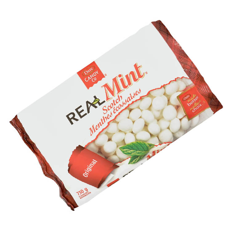 Dare Real Scotch Mints Hard Candy 730g/25.7oz Bag