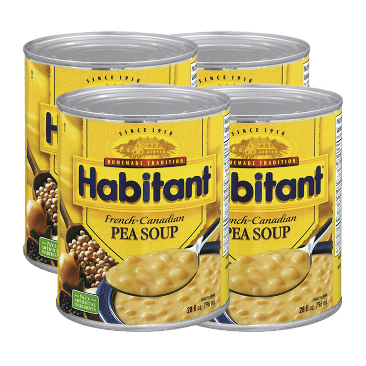 Habitant French Canadian Pea Soup 796mL/28oz Can