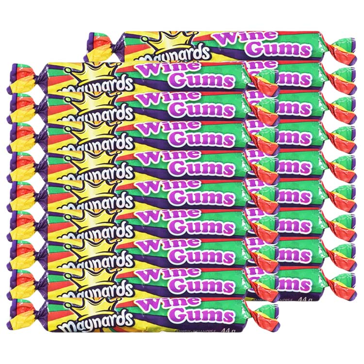 Maynards Wine Gums Candy 44g/1.5 oz Packet