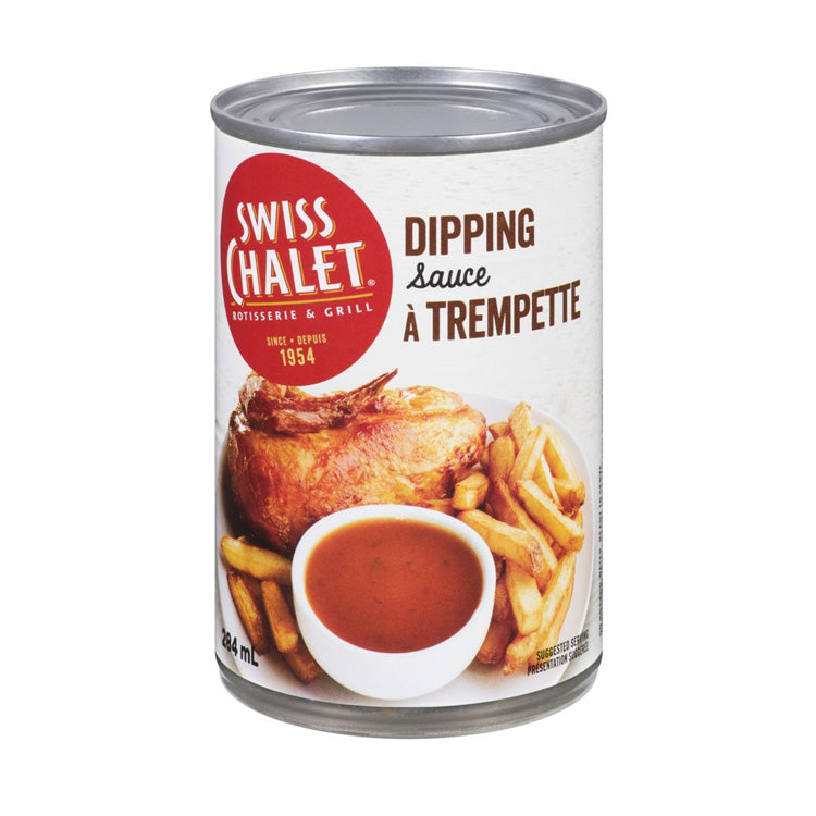 Swiss Chalet Dipping Sauce 284mL/9.6oz Can
