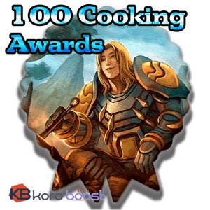 100 Cooking Awards