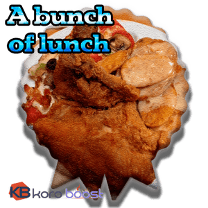 A bunch of lunch - Koroboost.com