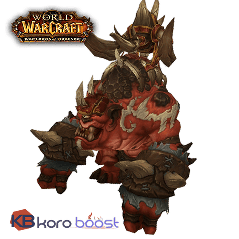 buy wow boost service Glory of the Draenor Raider
