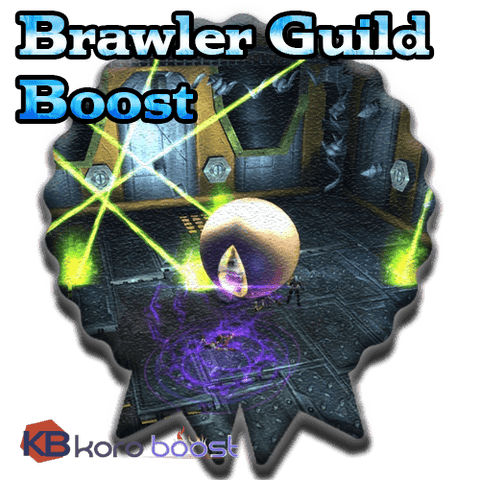 buy wow boost service New Brawler Guild Boost (Battle for Azeroth)