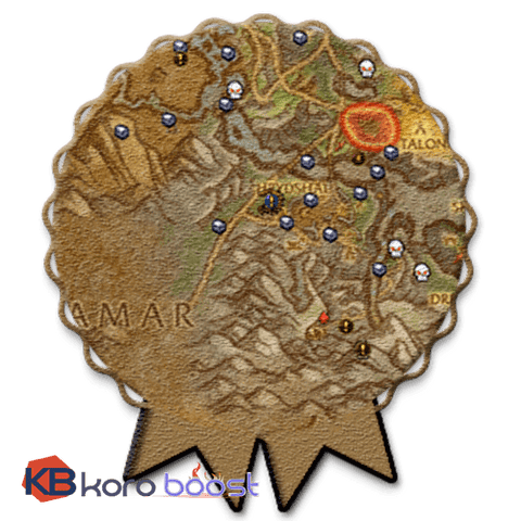 BFA World quests farm - Koroboost.com