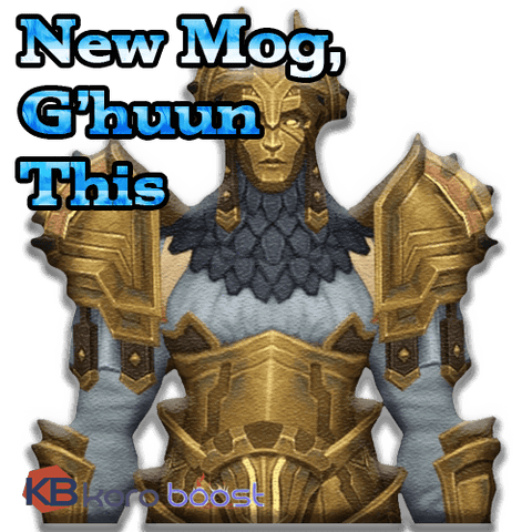 buy wow boost service New Mog, G'huun This? Achievement