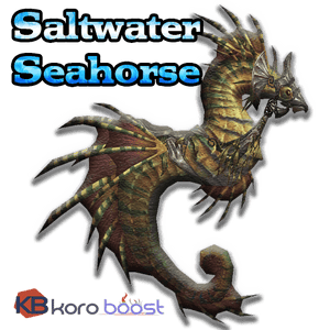 buy wow boost service Saltwater Seahorse Mount
