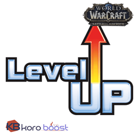 Battle for Azeroth (BfA) Leveling 110 - 120 Level Boost Piloted or Self Play - Koroboost.com
