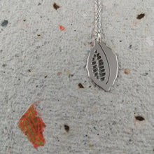 Load image into Gallery viewer, Cacao Pod Necklace