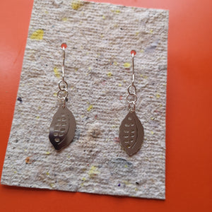 Cacao Pod Earrings