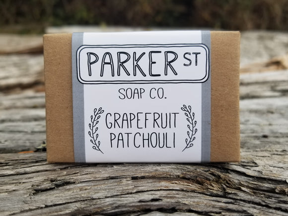 Grapefruit Patchouli