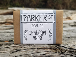 Charcoal Anise Bar