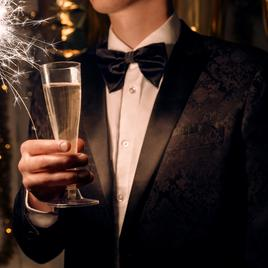 BLACK TIE DRESS CODE: WHAT DO YOU WEAR?