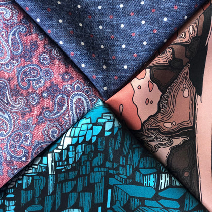 Luxury Pocket Squares