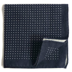 Pocket Square - Polka Print