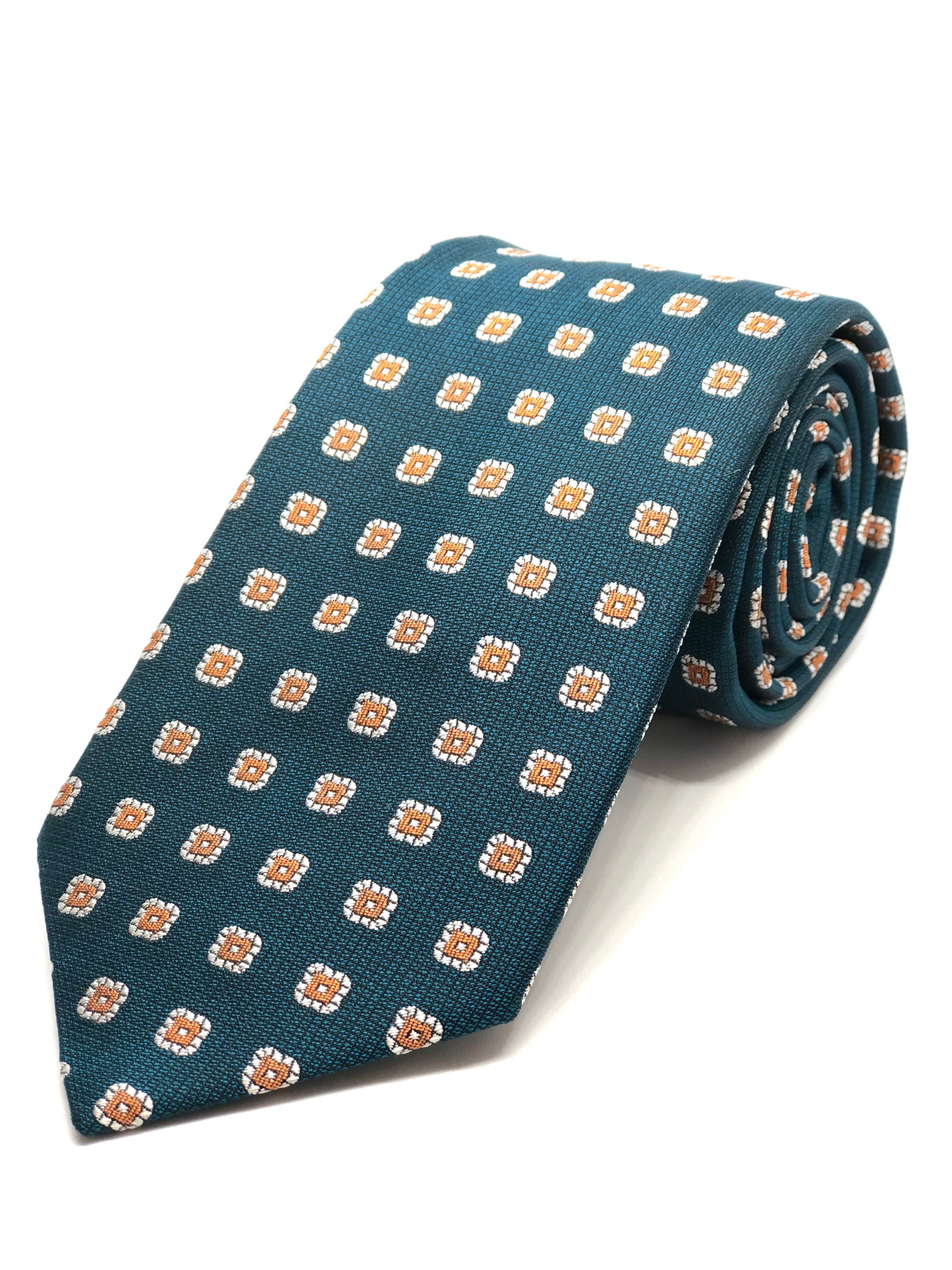 Irish Sea Green Tie