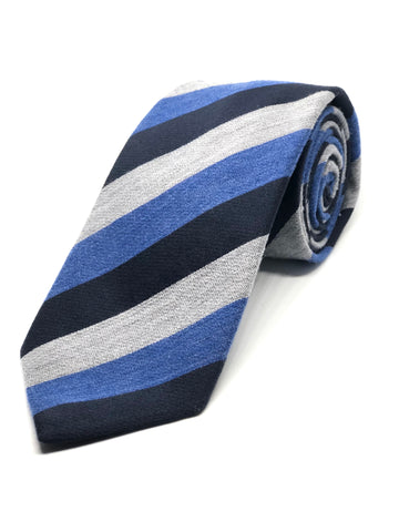 Contemporary Club Striped Tie