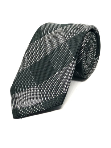 Contemporary Plaid Tie